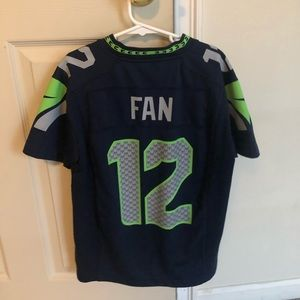 Seahawks #12 (FAN) Jersey